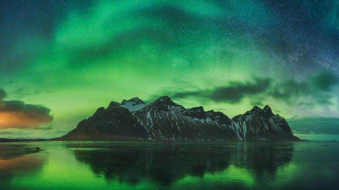 แสงเหนือไอซ์แลนด์